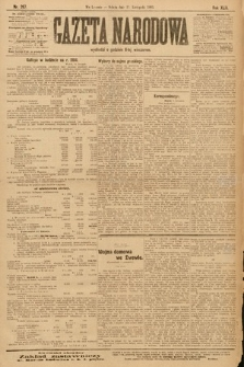 Gazeta Narodowa. 1903, nr267