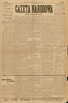 Gazeta Narodowa. 1903, nr269