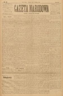 Gazeta Narodowa. 1903, nr277