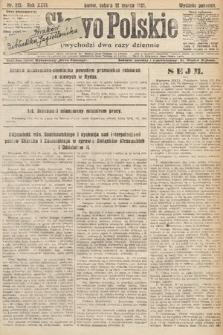 Słowo Polskie. 1921, nr115