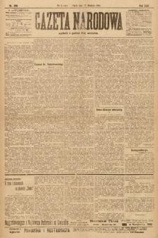 Gazeta Narodowa. 1903, nr289