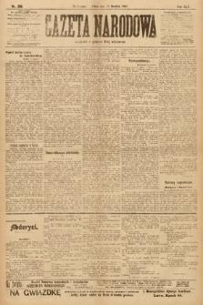 Gazeta Narodowa. 1903, nr290