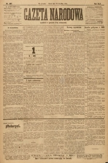 Gazeta Narodowa. 1903, nr297
