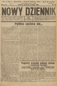 Nowy Dziennik. 1931, nr38