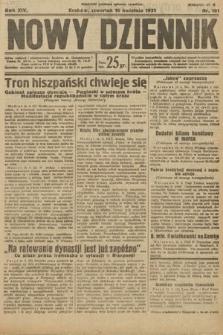 Nowy Dziennik. 1931, nr101