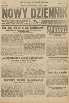 Nowy Dziennik. 1931, nr103
