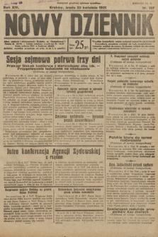 Nowy Dziennik. 1931, nr107