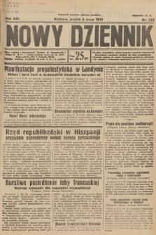 Nowy Dziennik. 1931, nr123