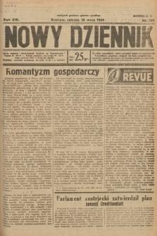 Nowy Dziennik. 1931, nr131