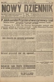 Nowy Dziennik. 1931, nr142