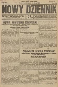 Nowy Dziennik. 1931, nr199