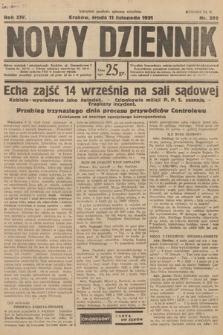 Nowy Dziennik. 1931, nr302
